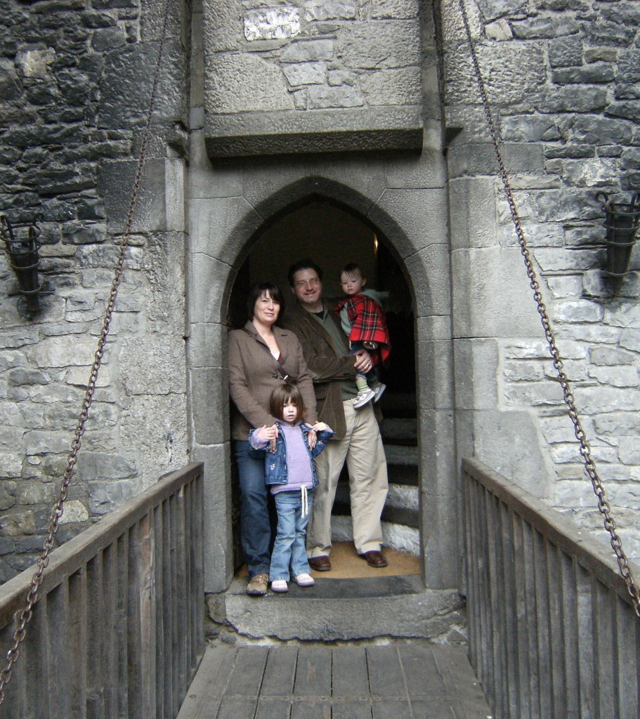 at Bunratty Castle, Ireland
