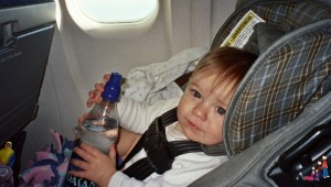 No Lap Children- Buy Your Baby a Seat on the Airplane