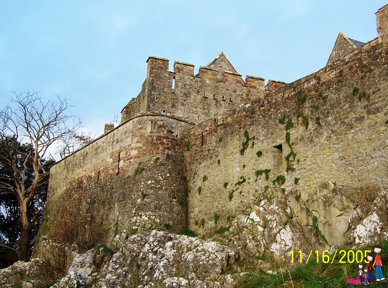 Cahir Castle, Tipperary