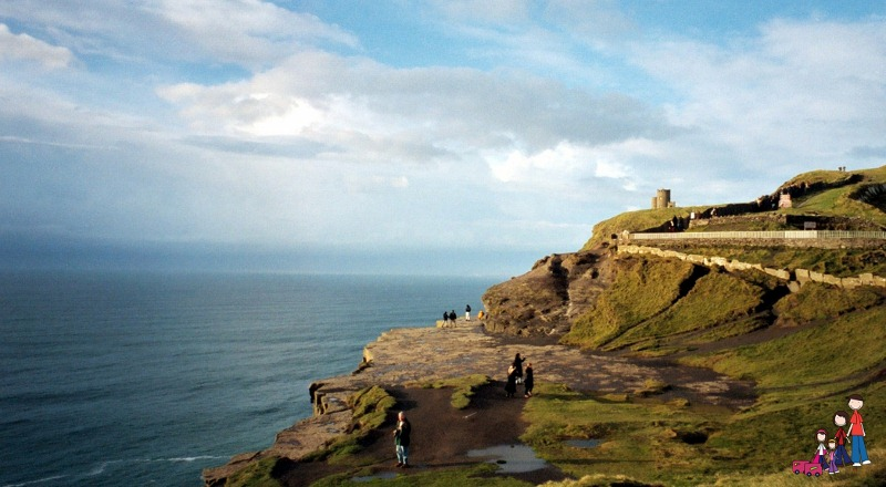 Cliffs of Moher, 2002