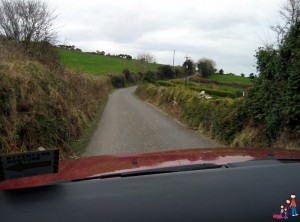 Stay Left When Driving in Ireland