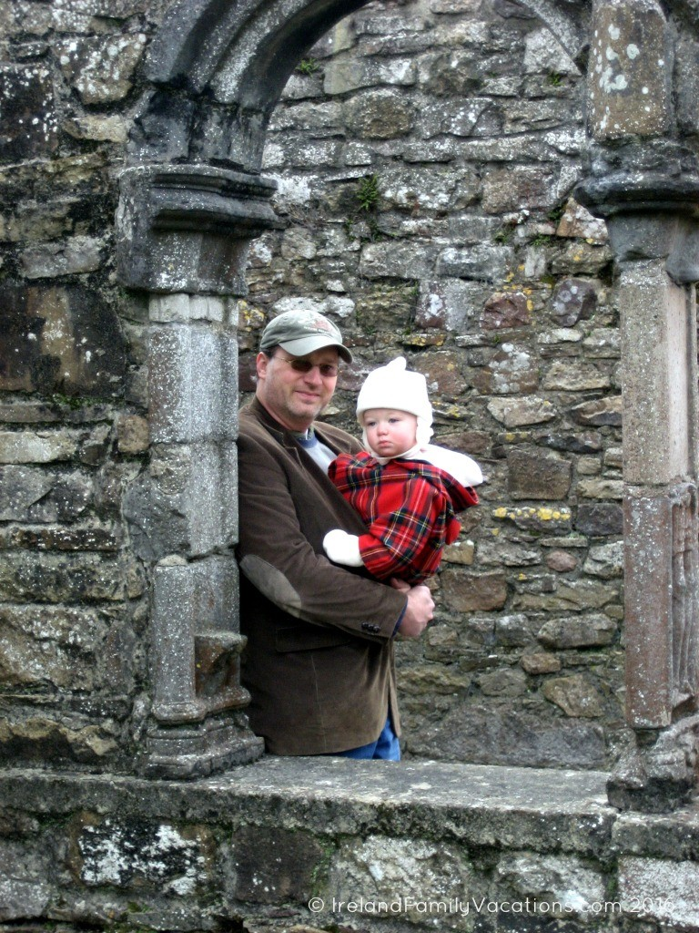 Visiting Jerpoint Abbey in County Kilkenny