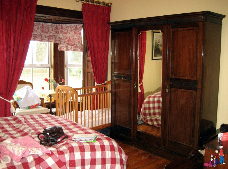 Room at Glendine Country House, Wexford, Ireland