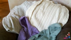 Aran Sweaters