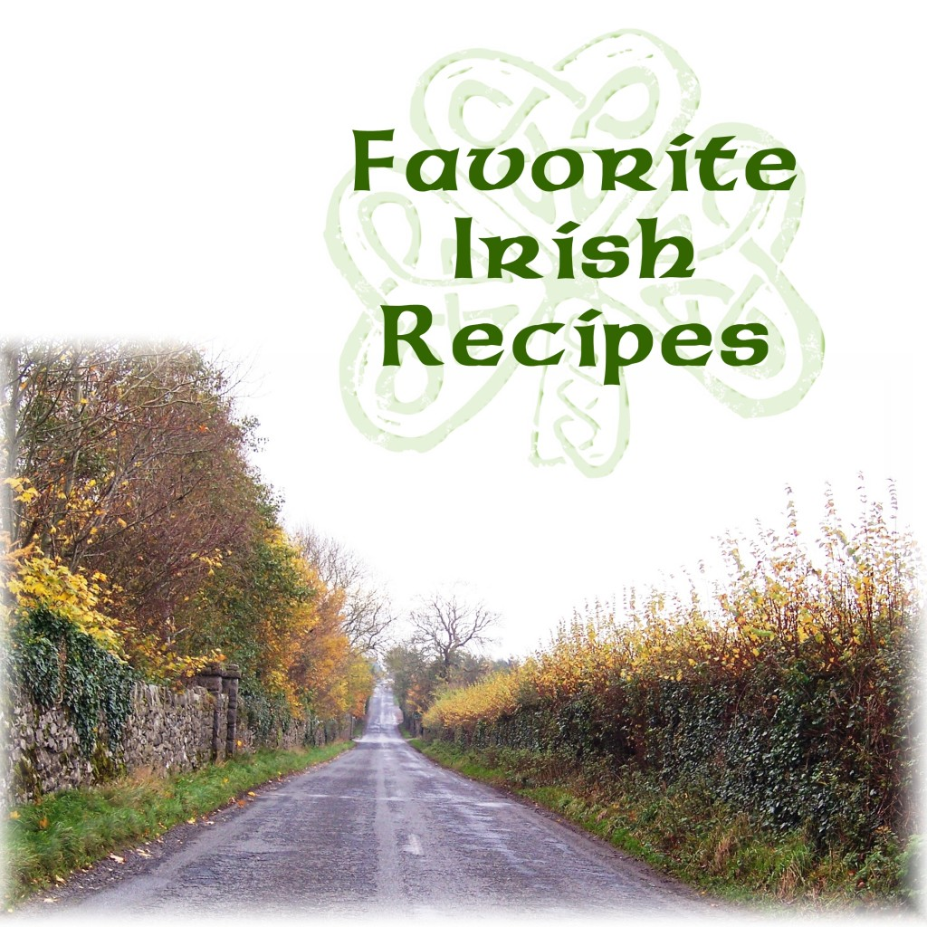 Favorite Irish Recipes Cover