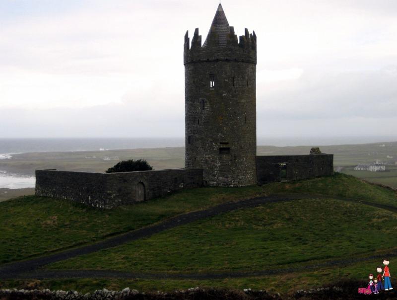 Doonagore Castle, Doolin, Ireland