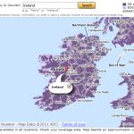 Kindle 3g coverage Ireland