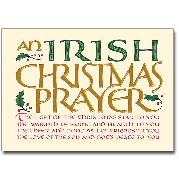 Say Happy Christmas in Irish