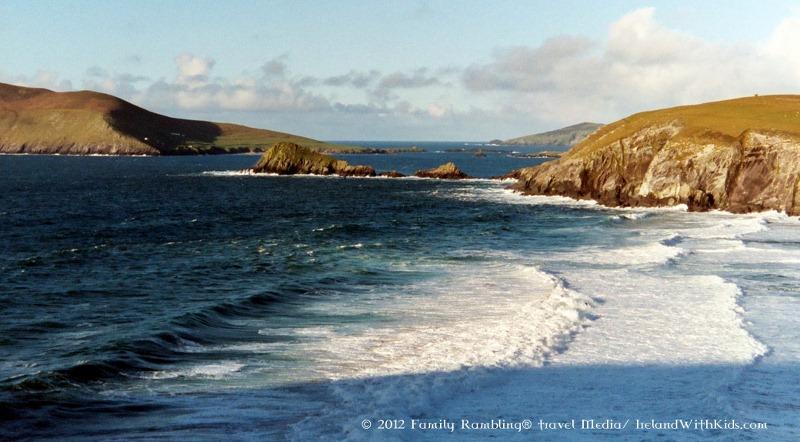 View from Slea Head, Dingle Peninsula, Ireland