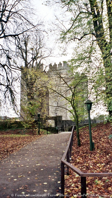 Bunratty Castle - one of the best castles to visit in Ireland