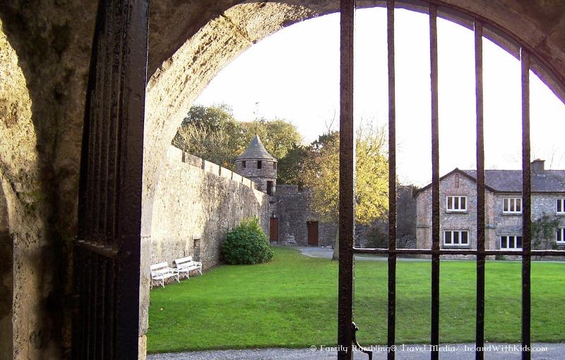 Cahir Castle Bailey, Tipperary, ireland