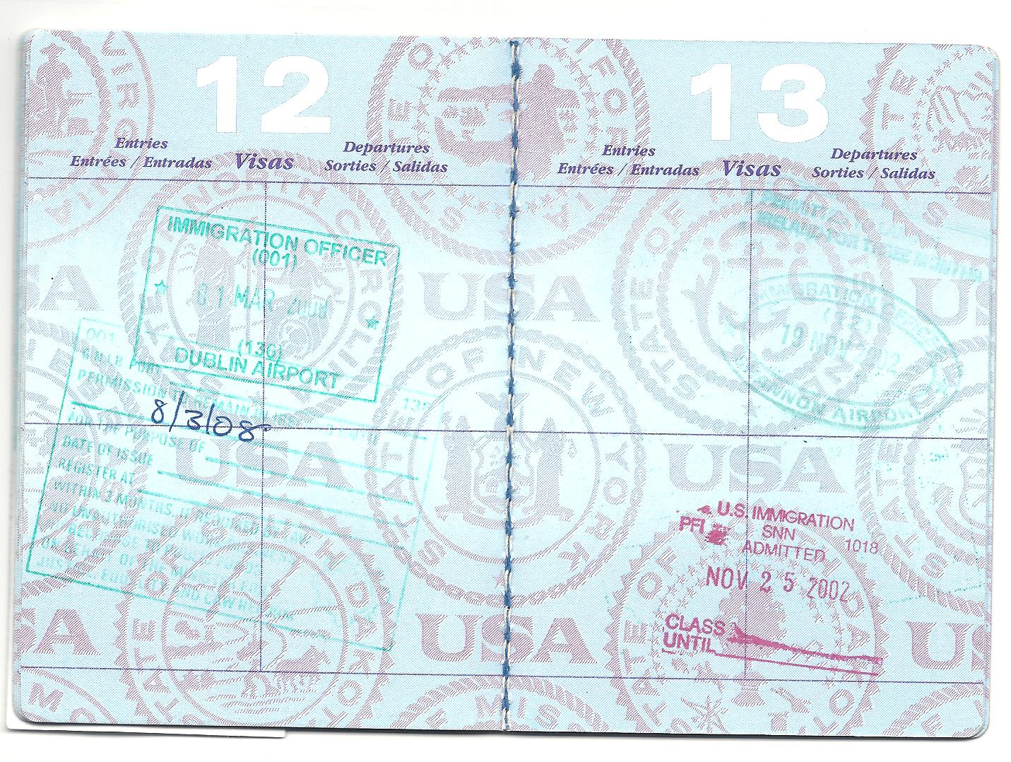 Travel to Ireland : Passport or Visa?
