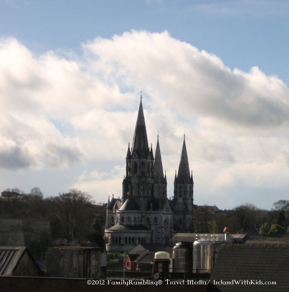 Saint Fin Barre's Cathedral in Cork