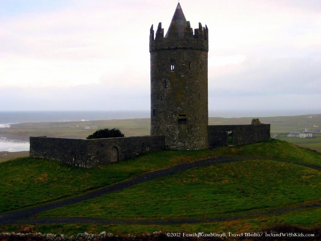 Doonagore Castle Doolin Ireland Ireland Castles