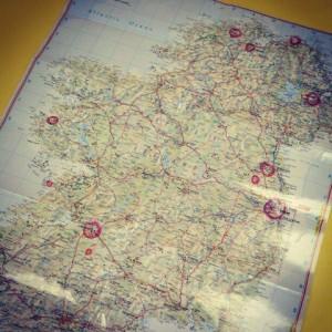 Ireland Trip Planning