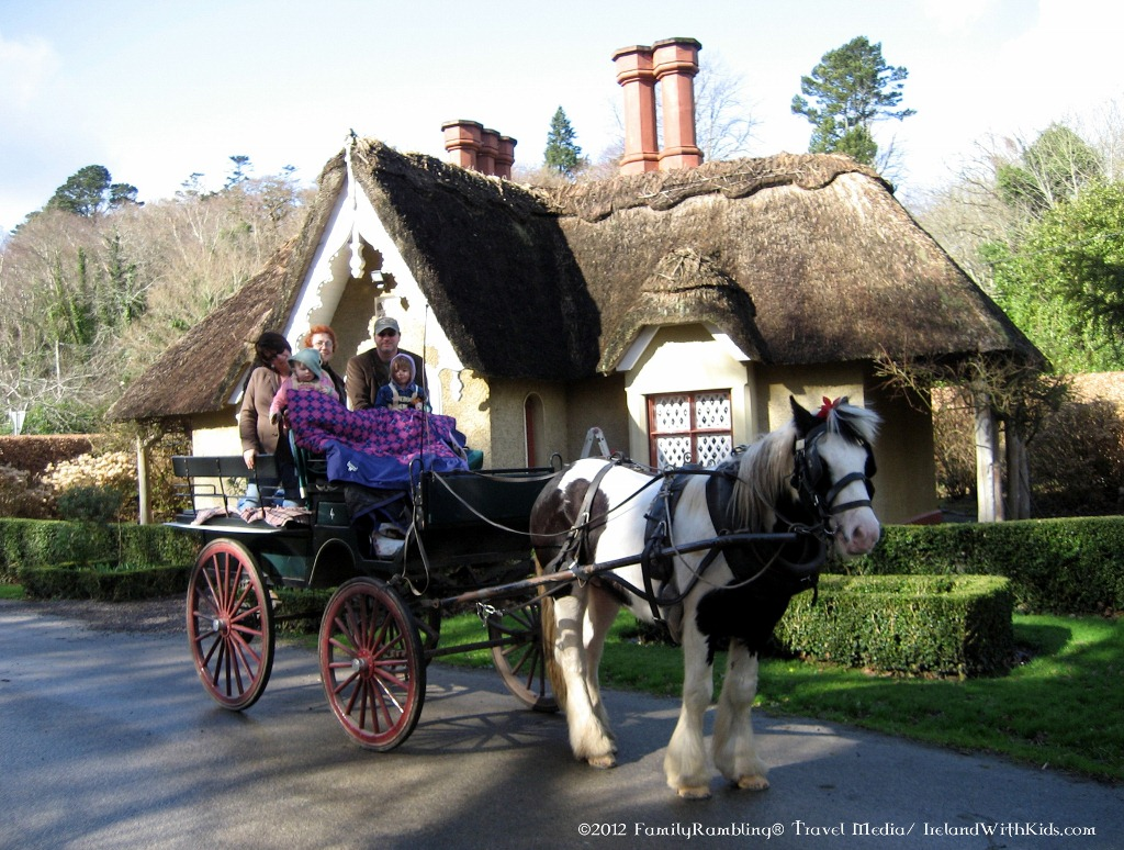 Jaunting Cart in Killarney National Park, Ireland