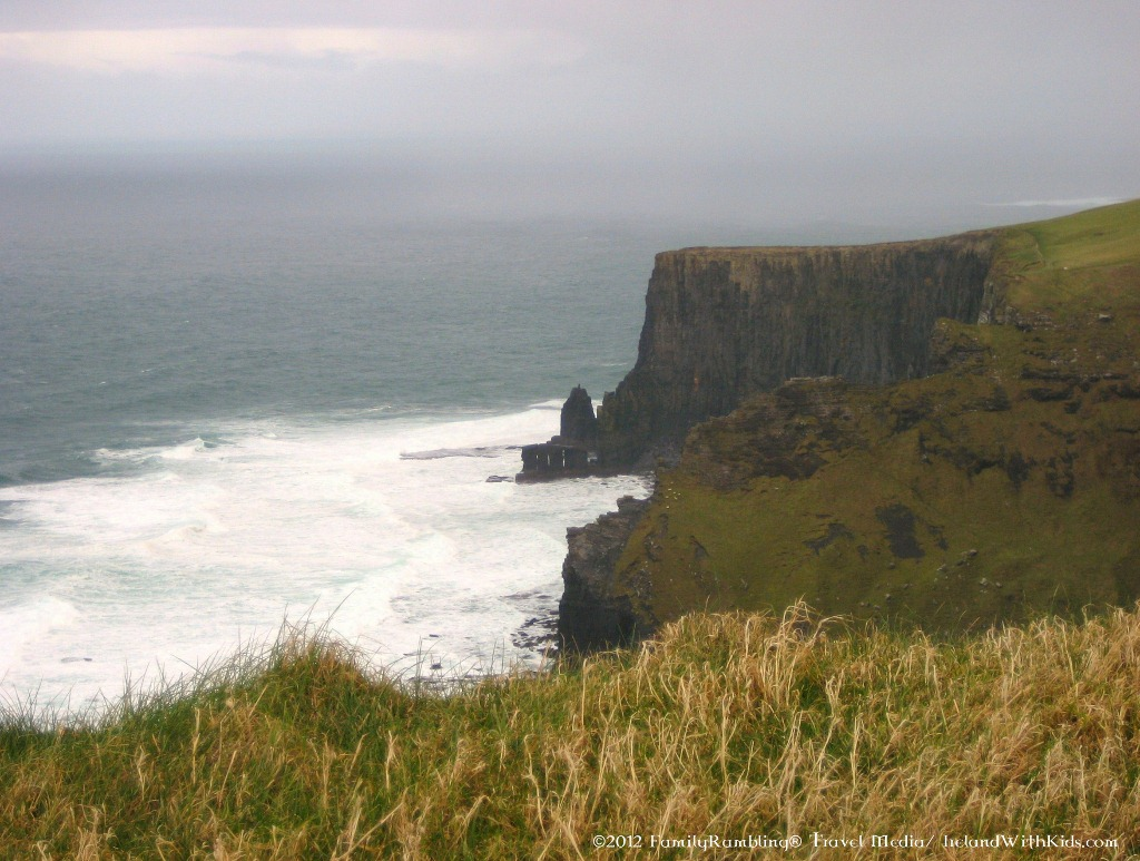 Views from the Cliffs of Moher