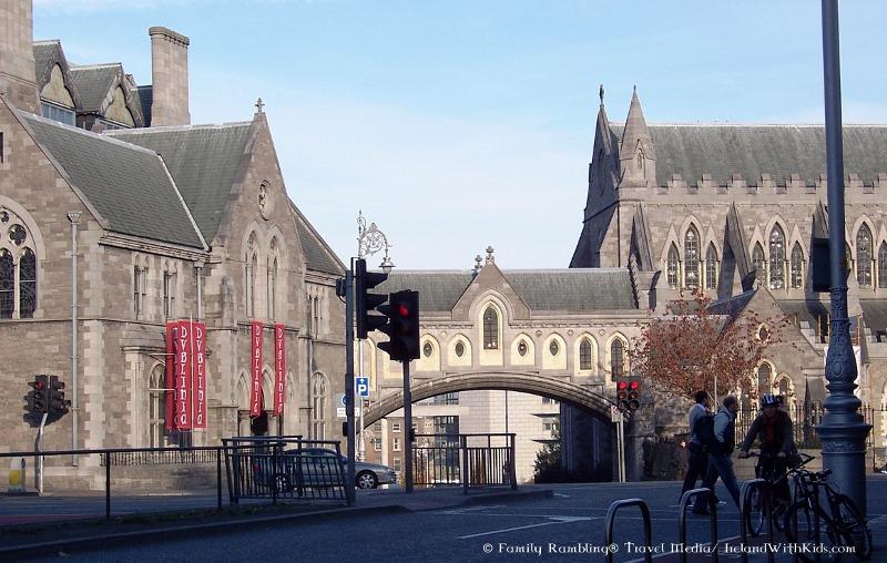 Dublin was a viking settlement at dublinia in the heart of dublin