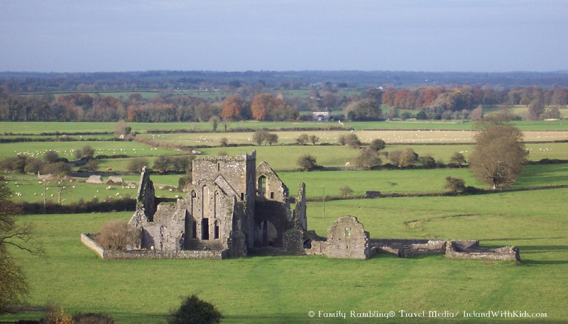 Hore Abbey, Near the Rock of Cashel