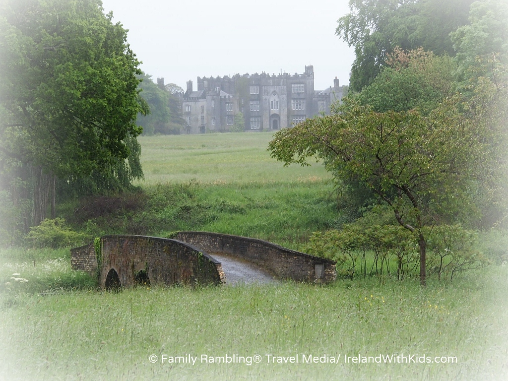 Birr Castle Demense, County Offlay, Ireland