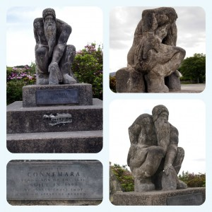 The Connemara Giant in County Galway