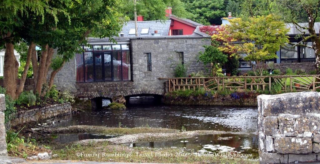 River House in Cong, County Mayo