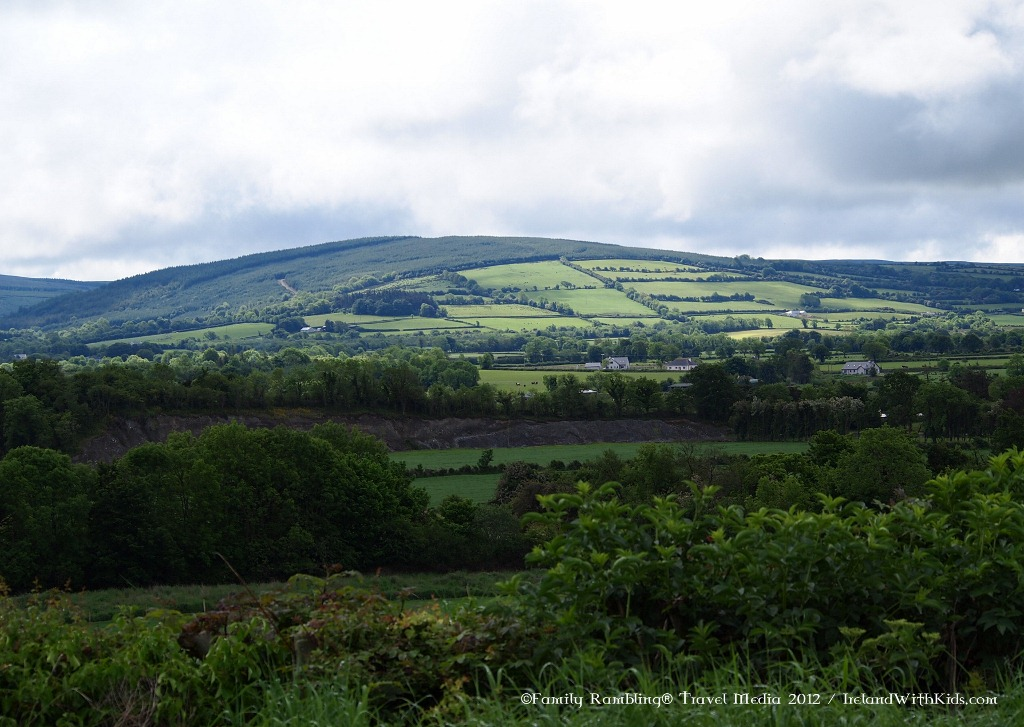 County Offaly Ireland 40 Shades of Green