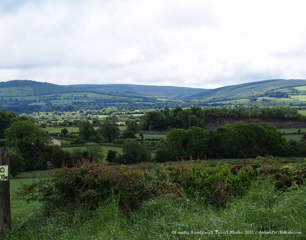 Beautiful Ireland Landscape County Offaly