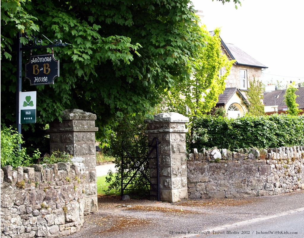 Ardmore House Bed and Breakfast in Kinnitty, County Offaly, Ireland