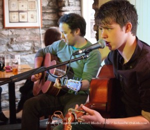 Live Music in Clifden, Ireland