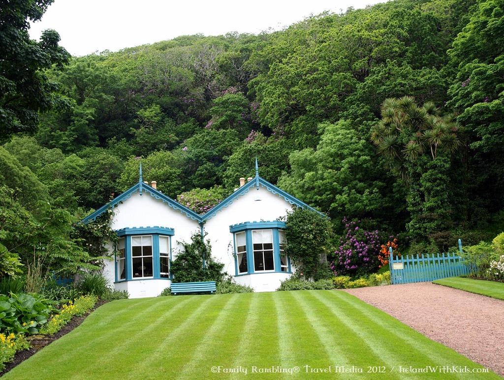 Gardeners Cottage at Kylemore Abbey, Ireland