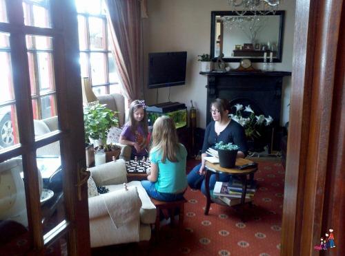 Kingstown House B&B, Clifden, Connemara, Ireland