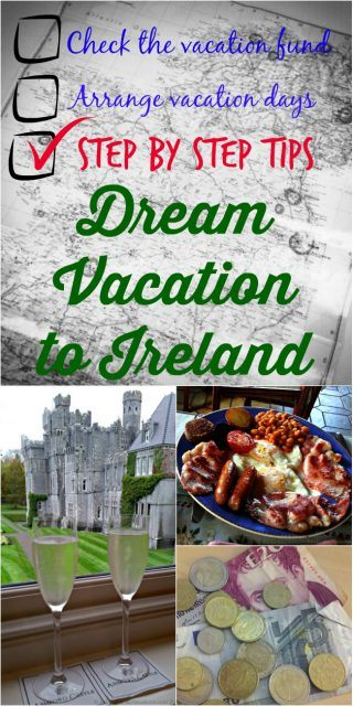 Step-by-step tips for planning your Ireland vacation. Transportation, lodging, attractions, how to save money, and more!