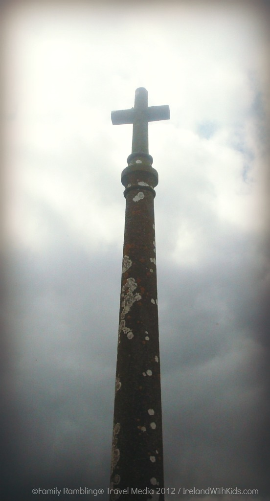 Clonmacnoise Monastic Settlement, Ireland
