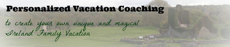 Ireland Vacation Help Coaching