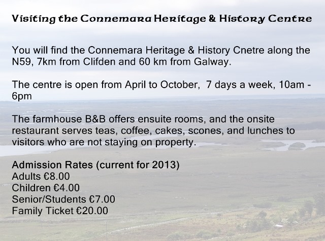 Connemara Heritage History Center (2)