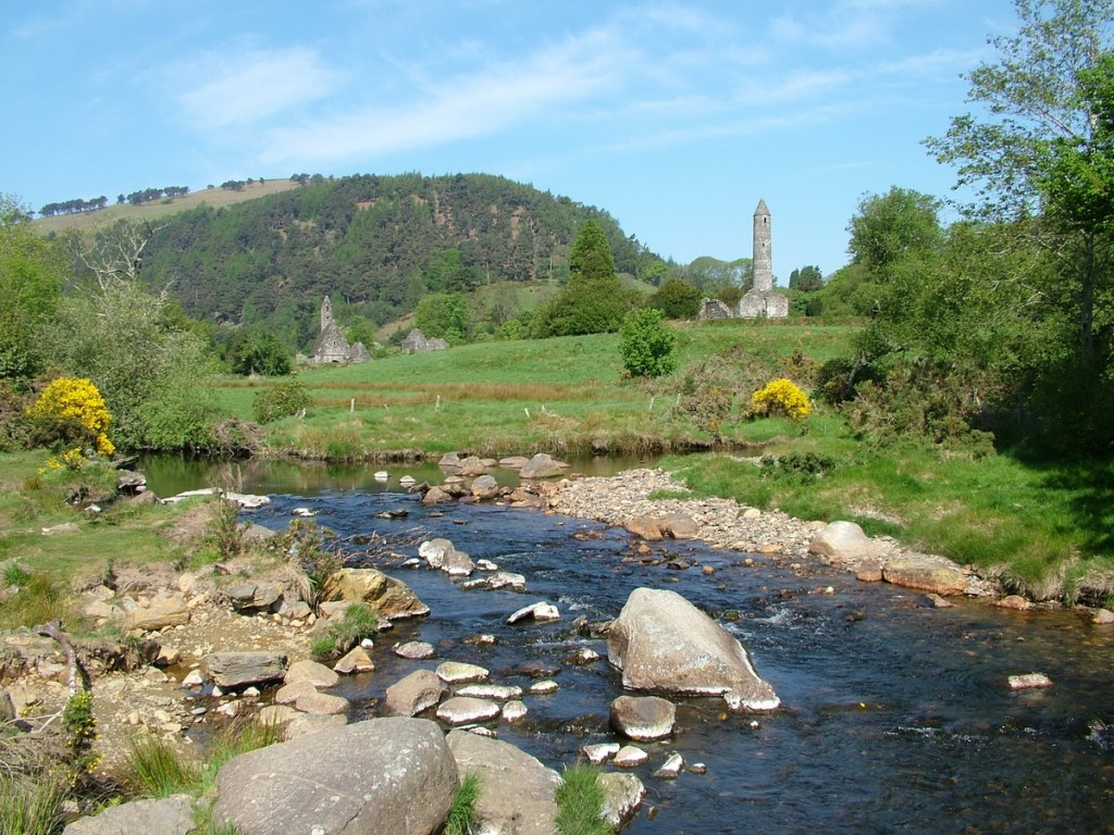 Glendalough-Wicklow-Mountains-Ireland