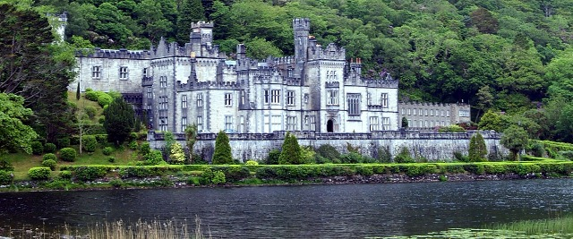 Kylemore Abbey, Connemara, Galway, Ireland