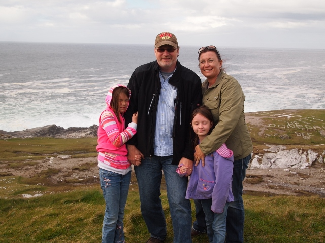 Visiting Malin Head, Ireland's most northerly spot