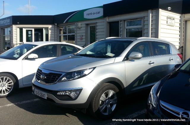 car rental in Ireland