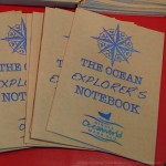 Ocean Explorer's Notebook at Oceanworld Aquarium Dingle Ireland