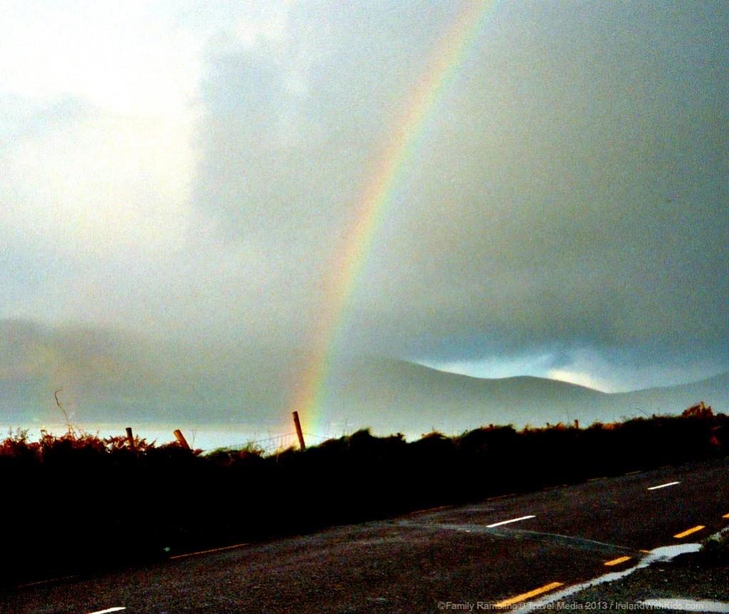 Rainbow- on way to Slea Head, out of Dingle