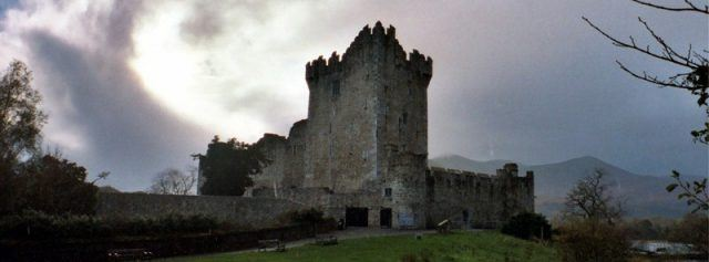 Ross Castle, Killarney, County Kerry, Ireland