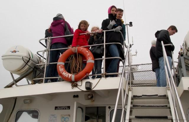 Cliffs of Moher Cruise on the Jack B, Doolan2Aran Ferries