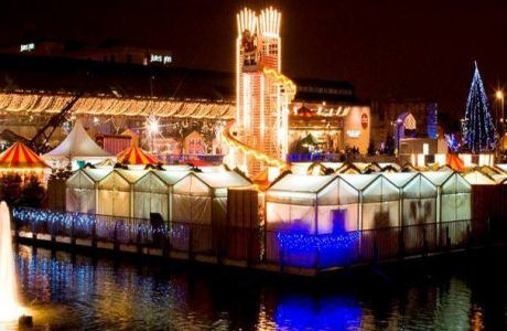 Celebrate Christmas and New Year's Eve in Ireland