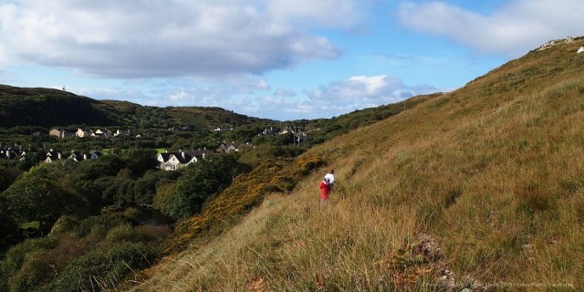 Hill Walking at Connemara Self Catering Cottages