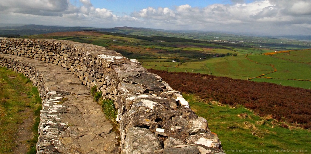 Grianan Aileach, County Donegal, Ireland