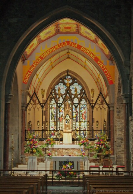 Lady Chapel, Holy Trinity Abbey Church, Adare, Ireland