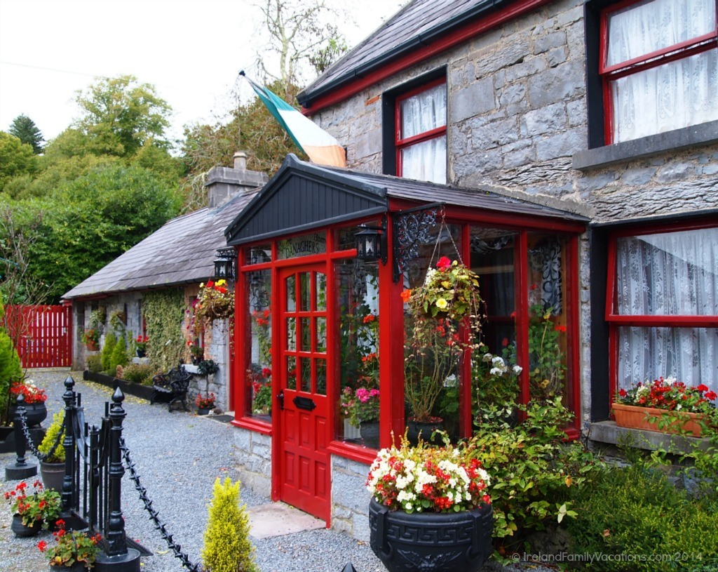The Quiet Man – Squire Danagher's House