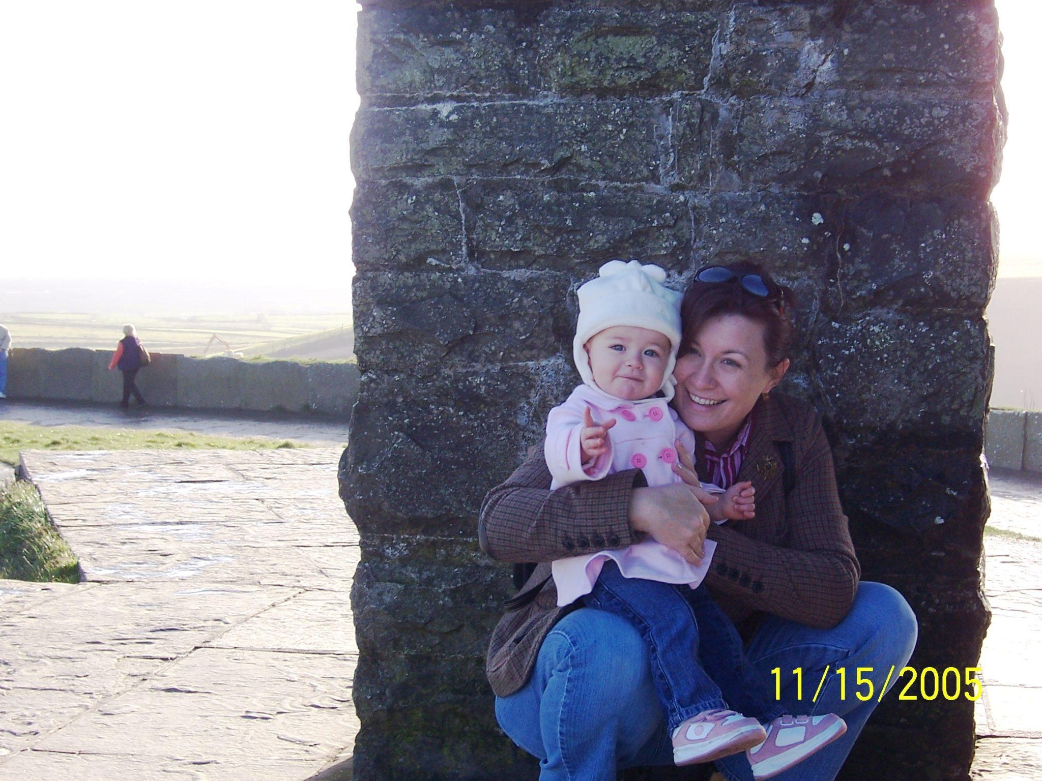 Steph Chastain on Couple vs. Family Travel in Ireland | Traveling in Ireland Podcast Episode 44